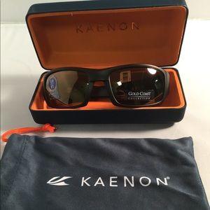 Kaenon Gold Coast Collection Polarized Sunglasses